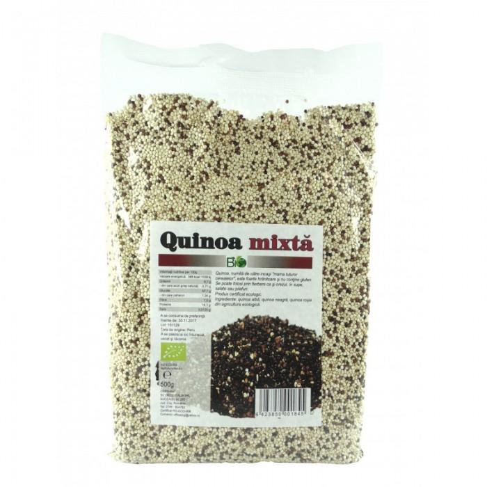 Quinoa mixta (250 grame)
