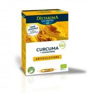 Curcuma (20 fiole x 10 ml), Dietaroma