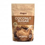 Zahar din palmier de cocos bio (250 grame), Dragon Superfoods