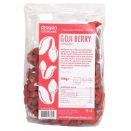 Goji berries raw bio (100 g), Dragon Superfoods