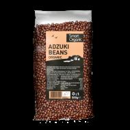 Fasole Azuki bio (500 g), Smart Organic
