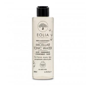 Apa naturala tonic micelara (200 ml), Eolia Cosmetics