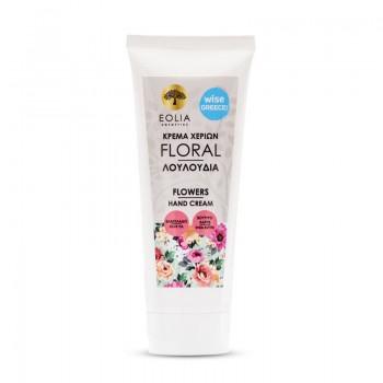 Crema de maini naturala cu aroma florala (75 ml), Eolia Cosmetics