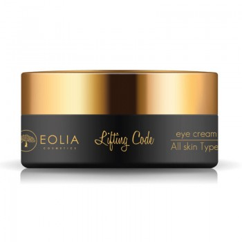 Crema naturala de ochi Lifting Code (15 ml), Eolia Cosmetics