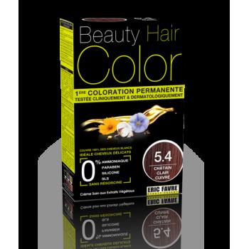 Beauty Hair - Vopsea de par 5.4 Saten Roscat Deschis, Eric Favre