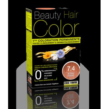 Beauty Hair - Vopsea de par 7.4 Blond maron cald