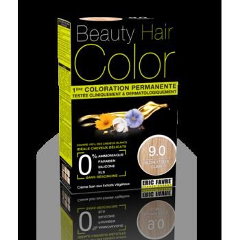 Beauty Hair - Vopsea de par 9 Blond foarte deschis, Eric Favre