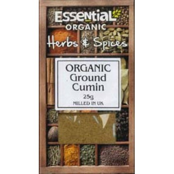 Chimion macinat bio (25 grame), Essential