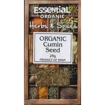 Chimion seminte intregi bio (25 grame), Essential