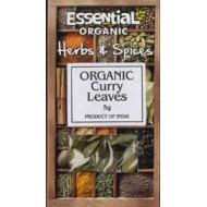 Frunze de curry bio (5 grame), Essential