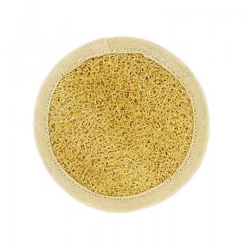 Peeling Pad pentru ten - Luffa si bumbac, Forster's Natural Products