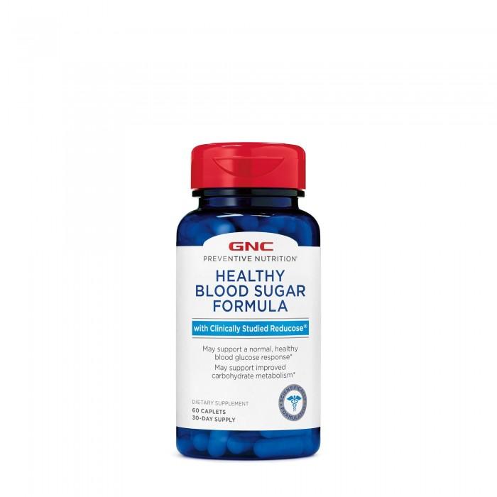 Preventive Nutrition Healthy Blood Sugar Formula (60 capsule), GNC