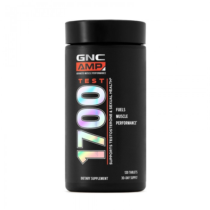 AMP Test 1700 (120 tablete), GNC Pro Performance