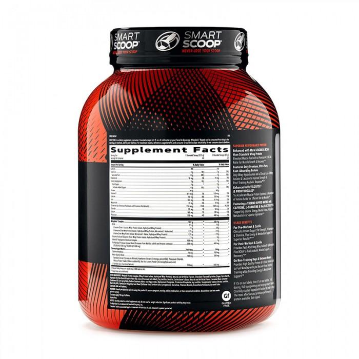 AMP Wheybolic Ripped Proteina cu aroma de biscuiti si frisca (1430 grame), GNC