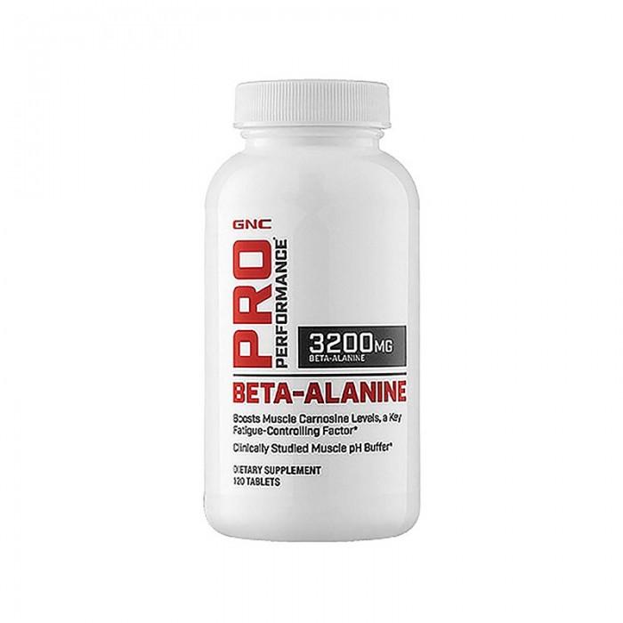 Beta-Alanina 3200 mg (120 capsule), GNC Pro Performance