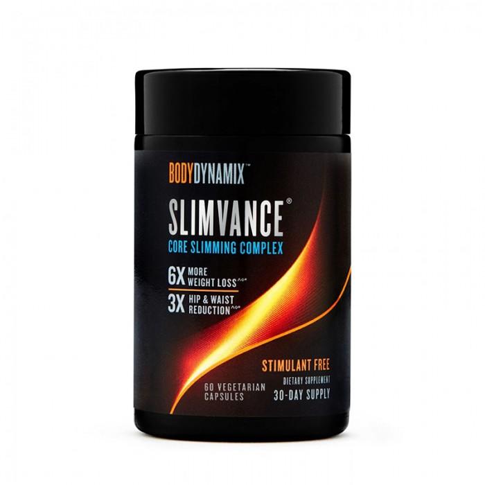 Slimvance Formula pentru controlul greutatii (60 capsule), GNC BodyDynamix