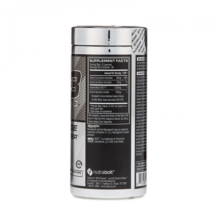 Cellucor NO3 Chrome (90 capsule), GNC
