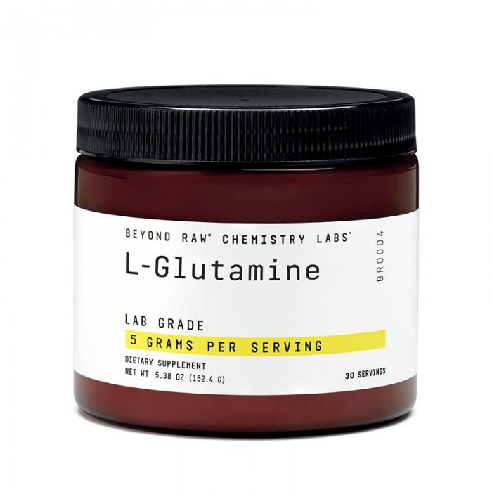 Chemistry Labs L-Glutamina (152.4 grame), GNC Beyond Raw