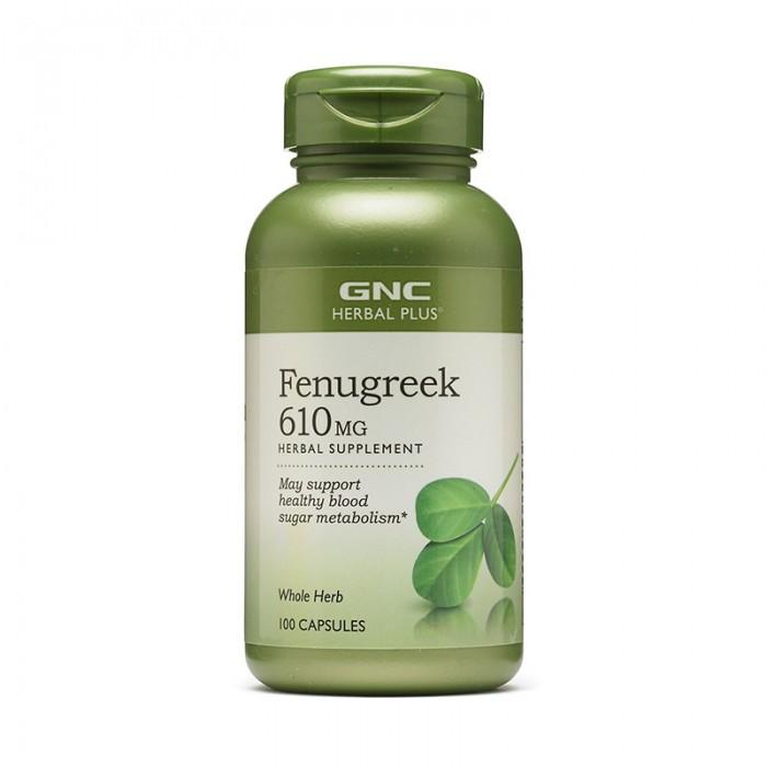 Schinduf 610 mg (100 capsule), GNC Herbal Plus