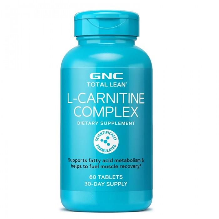 L-Carnitina complex (60 capsule), GNC Total Lean