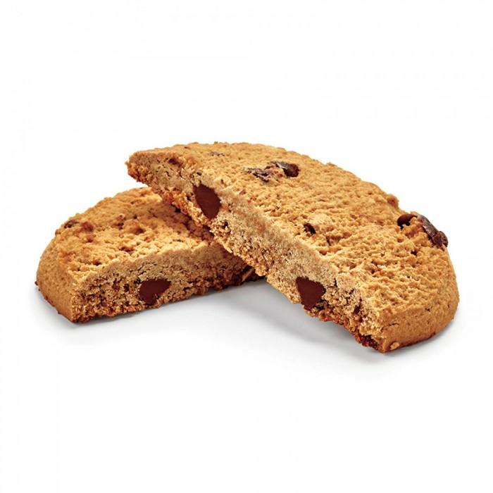 The Complete Cookie Biscuit proteic vegan cu bucati de ciocolata (113 grame), GNC Lenny & Larry's