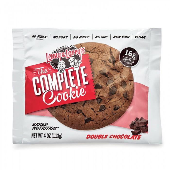 The Complete Cookie Biscuit proteic vegan cu aroma de ciocolata (114 grame), GNC Lenny & Larry's