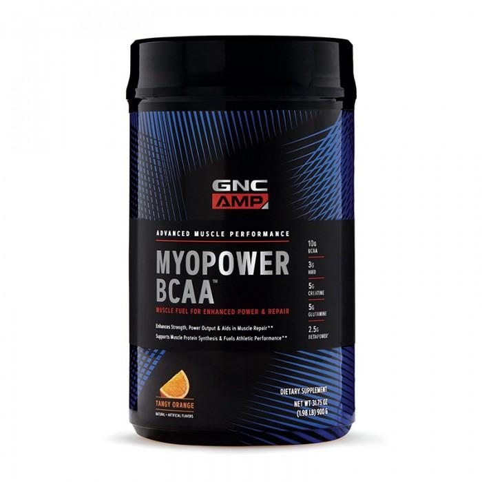 Myopower BCAA Formula cu aroma de cirese si lime (940 grame), GNC