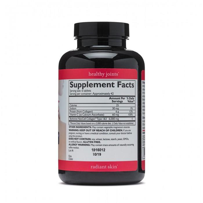 Neocell Super Colagen + Vitamina C (250 capsule), GNC