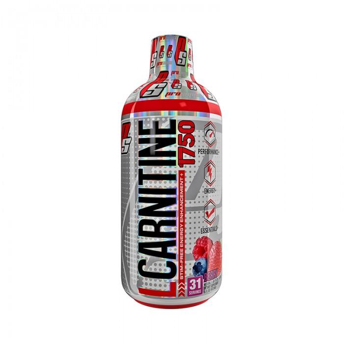 ProSupps L-Carnitina 1750 cu aroma de fructe de padure (473 ml), GNC