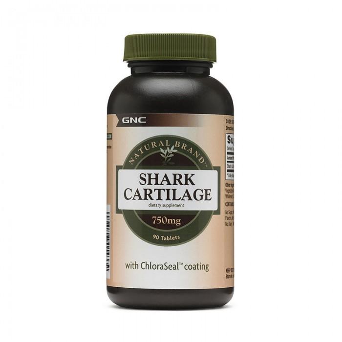 Cartilaj de rechin (90 capsule), GNC Natural Brand