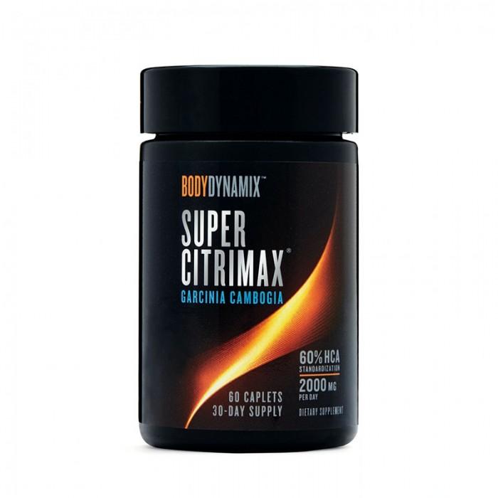Super Citrimax Garcinia Cambogia (60 tablete), GNC BodyDynamix
