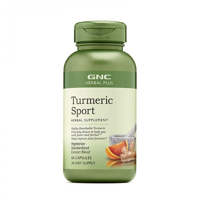 Turmeric Sport (60 capsule), GNC Herbal Plus