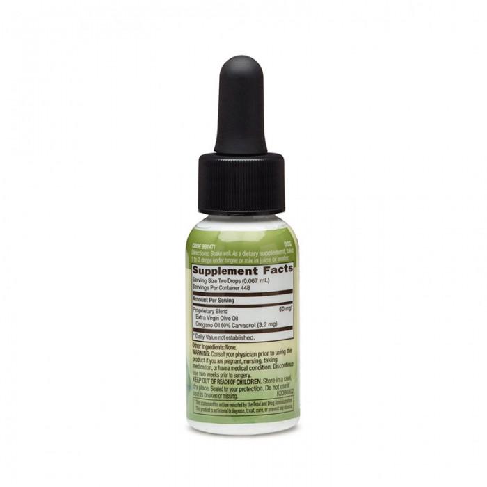 Ulei de oregano (30 ml), GNC Herbal Plus