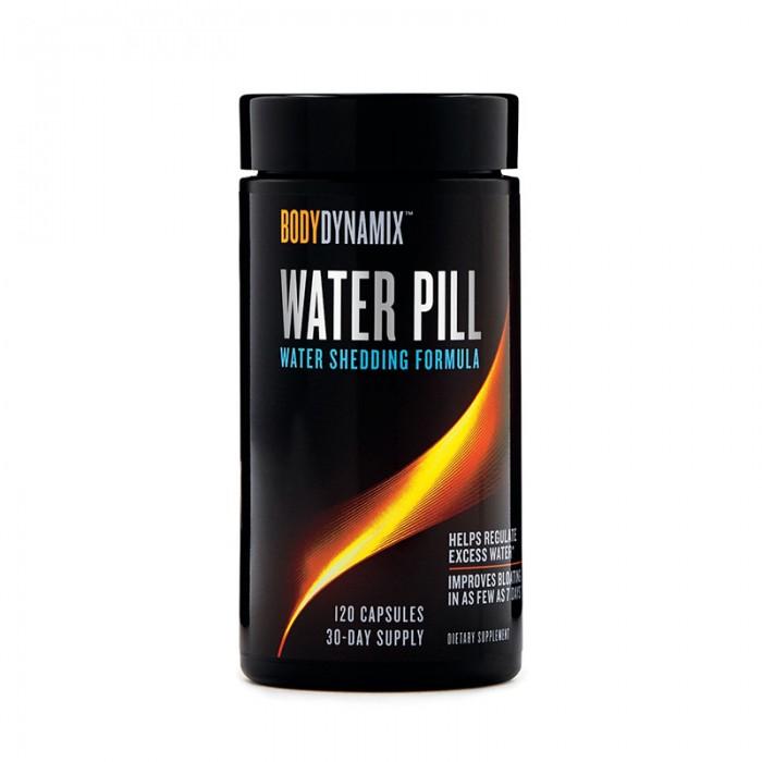 Water Pill Formula pentru reducerea retentiei de apa din organism (120 capsule), GNC BodyDynamix