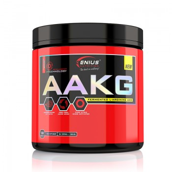 AAKG (180 tablete), Genius Nutrition