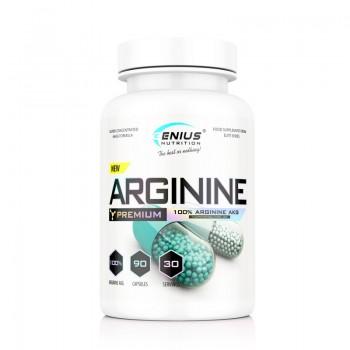 Arginine AKG (90 capsule), Genius Nutrition