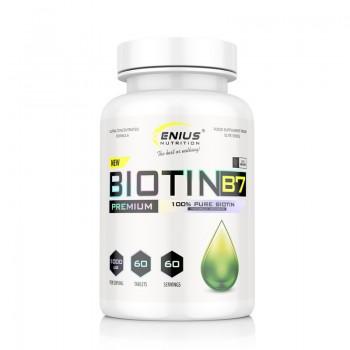 Biotin B7 (60 tablete), Genius Nutrition