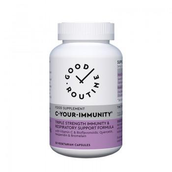 C-Your-Immunity (30 capsule vegetale), Good Routine
