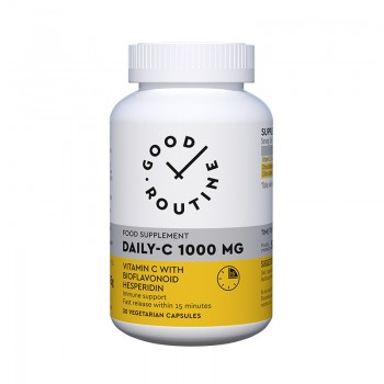 Daily-C 1000mg (30 capsule), Good Routine