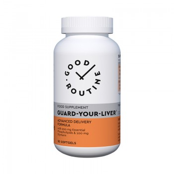 Guard-Your-Liver (30 capsule moi), Good Routine