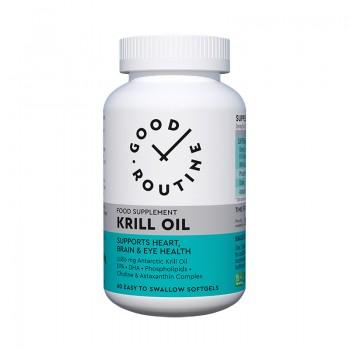 Krill Oil (60 capsule moi), Good Routine