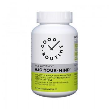 Mag-Your-Mind (30 capsule vegetale), Good Routine