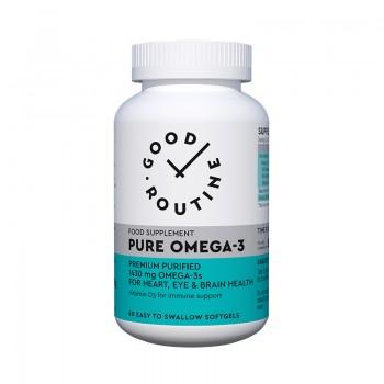 Pure Omega-3 (60 capsule moi), Good Routine
