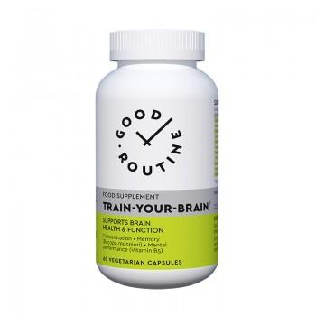 Train-Your-Brain (60 capsule vegetale), Good Routine