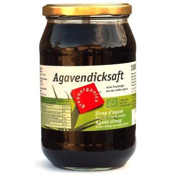 Sirop de agave concentrat bio (1kg)