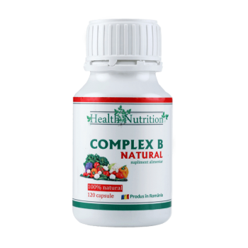 Complex B Natural (120 capsule), Health Nutrition