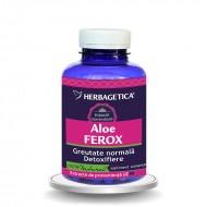 Aloe Ferox (120 capsule), Herbagetica