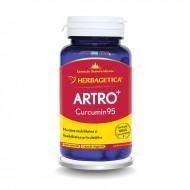 Artro Curcumin 95 (60 capsule), Herbagetica