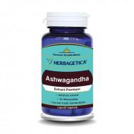 Ashwagandha (60 capsule), Herbagetica