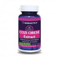 Cozi de cirese Extract (30 capsule), Herbagetica